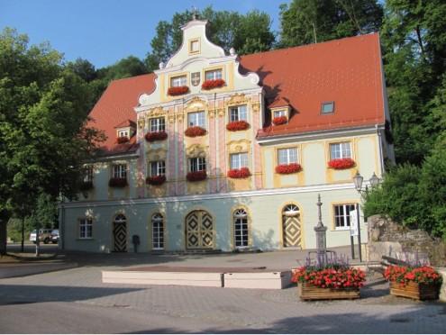 Rathaus Koenigsbronn